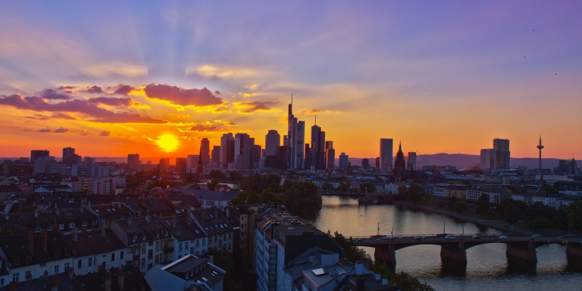 Frankfurt Mainhatten