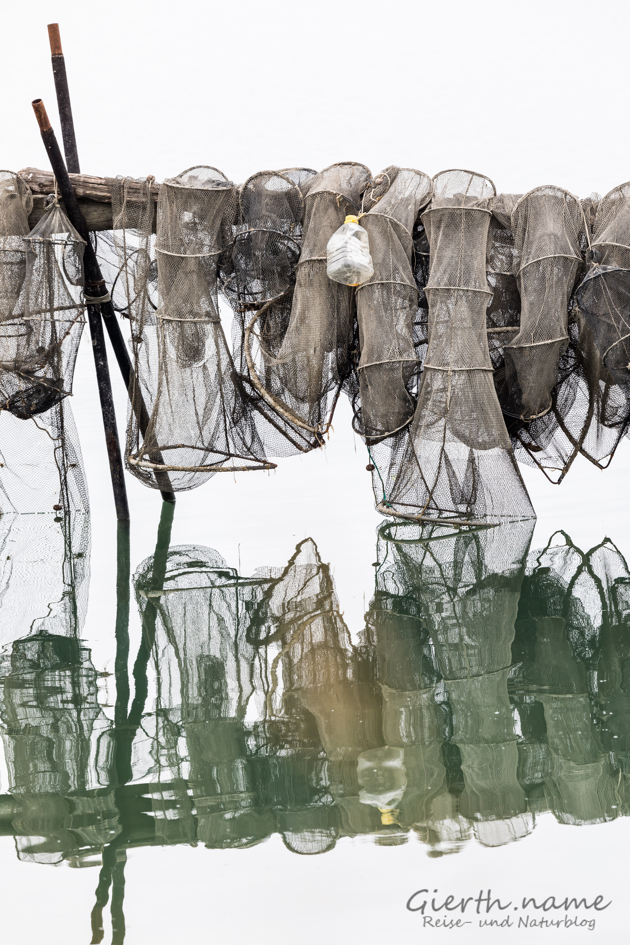 Netze im Po