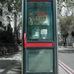 Telefonsex in der Telefonzelle