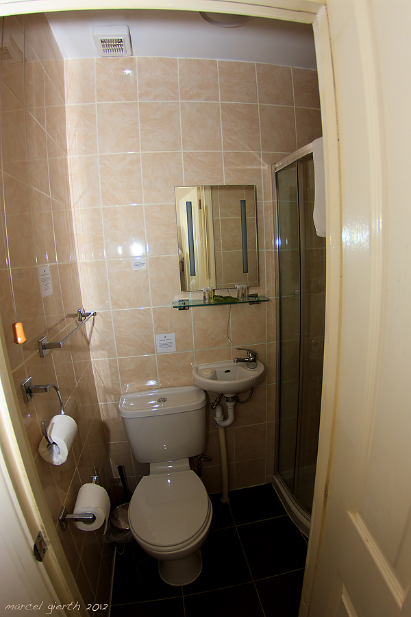 New Market House - Bathroom