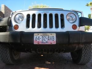 Unser erster Jeep 2005