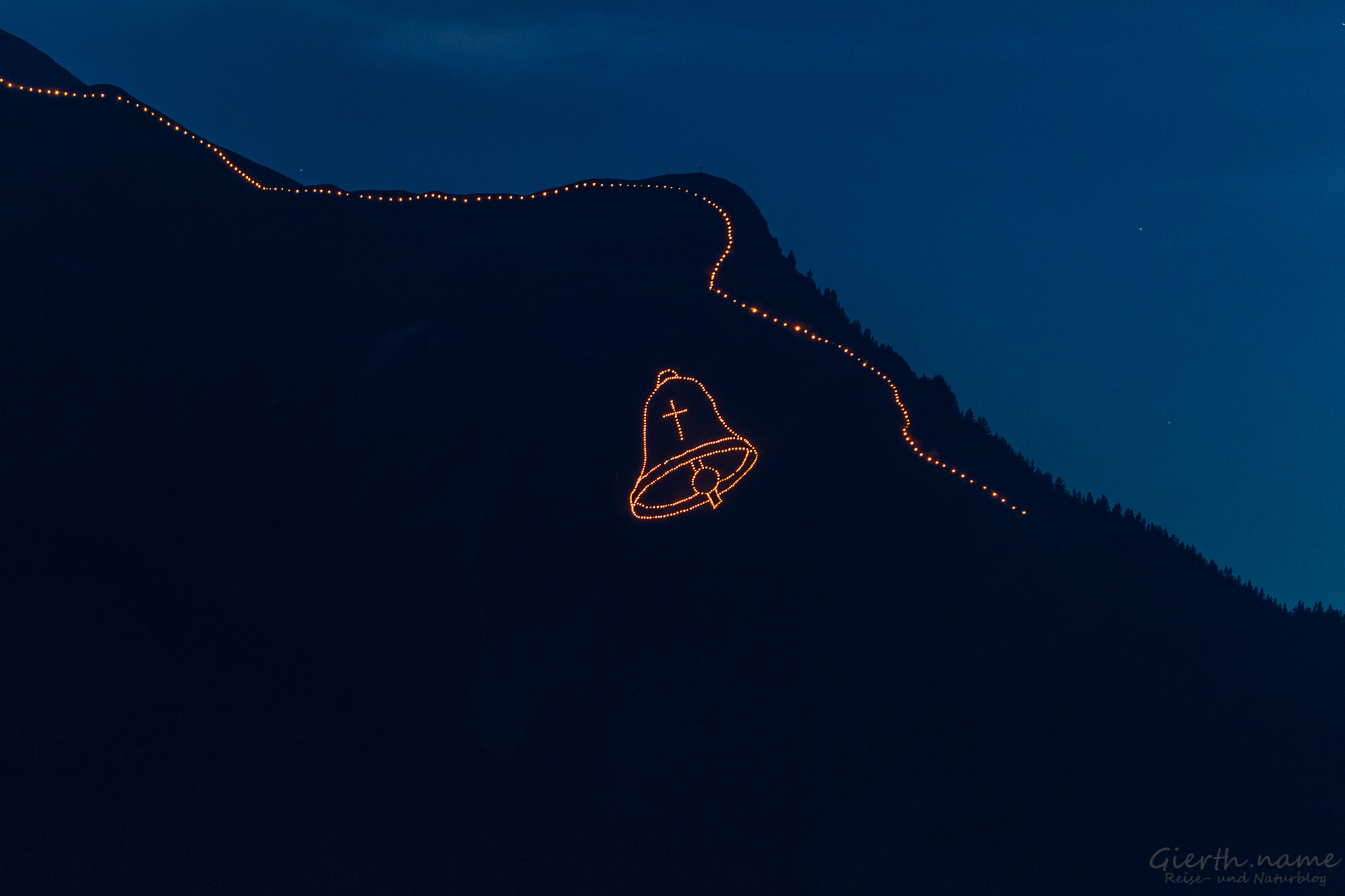 Bergfeuer 2017
