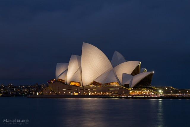 Die ersten Tage in Sydney
