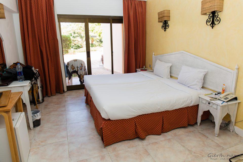 Zimmer im Flamenco Beach Resort