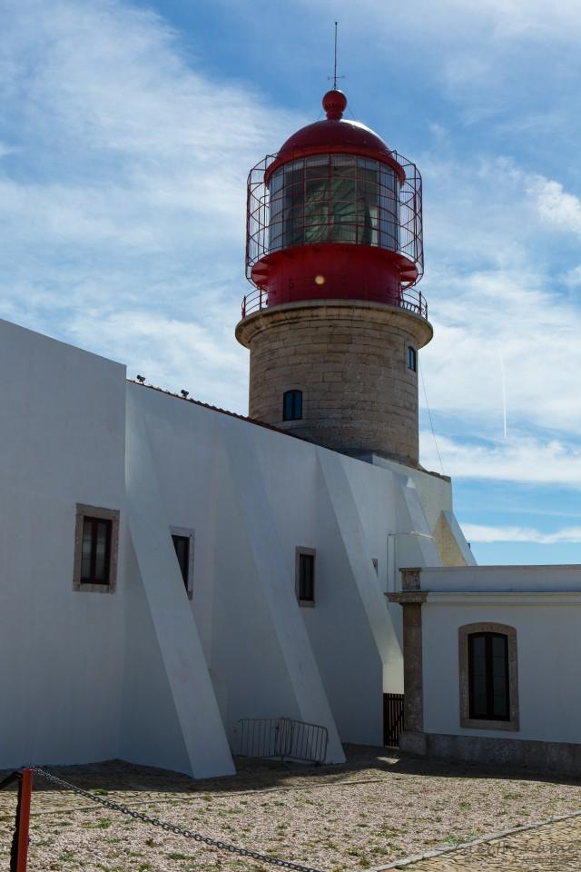 Leuchtturm am südwestlichsten Punkt Europas
