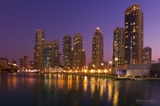 Das letzte Reiseziel erreicht – Sommer in Dubai