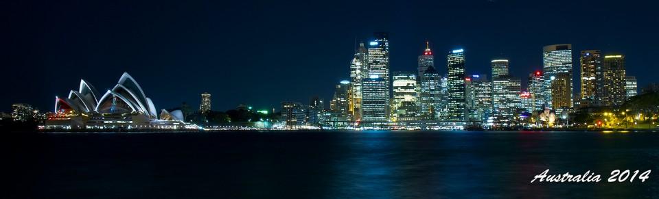 I love Sydney