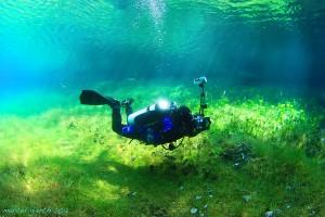 Jule im Grünen See